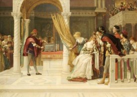 Alexandre Cabanel - The Merchant of Venice