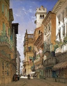 William Callow - Verona