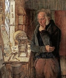 James Campbell - Our Village Clockmaker Solving a Problem