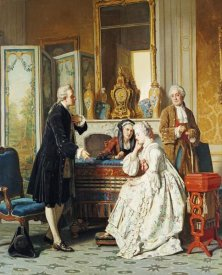 Jean Carolus - The Suitor