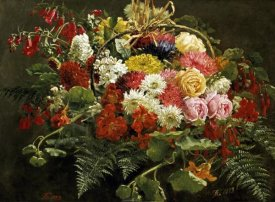 Anthonie Eleonore Christensen - A Summer Bouquet