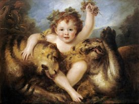Maria Cosway - The Infant Bacchus