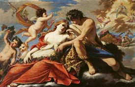 Luca Dameret - Bacchus and Ariadne