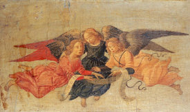 Bartolommeo Di Giovanni - Three Angels