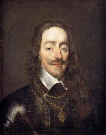 William Dobson - Portrait of King Charles I