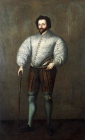 English School - Sir Francis Drake