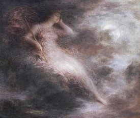 Henri Fantin-Latour - The Queen of The Night