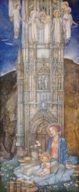Edward Reginald Frampton - The Gothic Tower