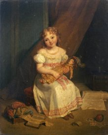 Jean Augustin Franquelin - Her Favourite Doll