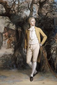 Hugh Douglas Hamilton - Arthur Hill, 2nd Marquess of Downshire