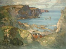 James Whitelaw Hamilton - An East Coast Fishing Village