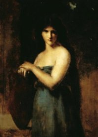 Jean Jacques Henner - At The Fountain