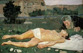 Ferdinand Hodler - The Good Samaritan