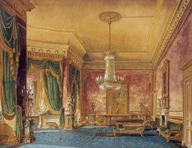 Robert Hughes - A Regency Interior