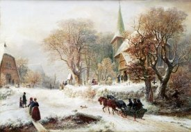 Hermann Kauffmann - Going To Church