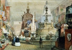 Eugene Louis Lami - The Great Exhibition Held In The Crystal Palace, London