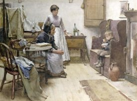 Walter Langley - The Waif