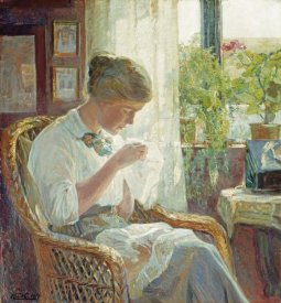 Knud Erik Larsen - The Seamstress