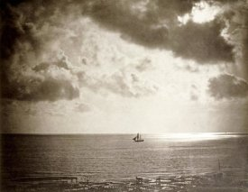 Gustave Le Gray - Brig On The Water