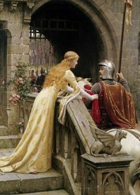 Edmund Blair Leighton - God Speed