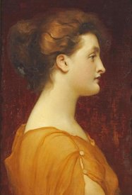 Lord Frederick Leighton - Candida