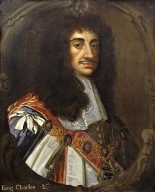 Sir Peter Lely - Portrait of King Charles II