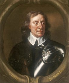 Sir Peter Lely - Portrait of Oliver Cromwell