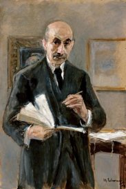 Max Liebermann - Self Portrait