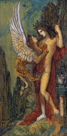 Gustave Moreau - The Sphinx