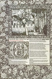 William Morris - Troilus and Criseyde, Liber Secundus