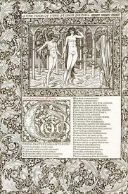 William Morris - The Hous of Fame, Liber Primus