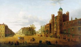 John Paul - A View of St James's Palace