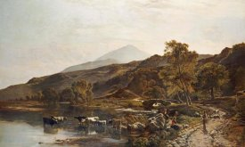 Sydney Richard Williams Percy - Near Dolgelly, North Wales