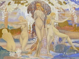 A. Philippol - The Bathers