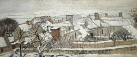 Camille Pissarro - Winter