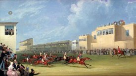 James Pollard - The Ascot Gold Cup, 1834
