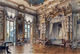 Luigi Premazzi - A Bedroom In The Tzar's Palace, St. Petersburg