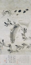 Xia Qian - Fish and Crab