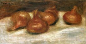Pierre-Auguste Renoir - Still Life With Onions