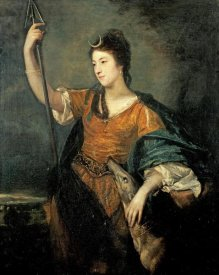 Sir Joshua Reynolds - Portrait of Lady Anne Dawson