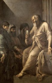 Salvator Rosa - The Death of Socrates