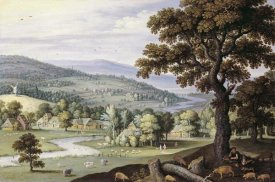 Marten Ryckaert - A River Valley