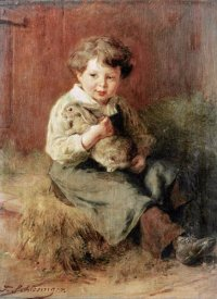 Felix Schlesinger - The Pet Rabbit