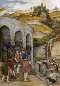 John Roddam Spencer Stanhope - Charcoal Thieves