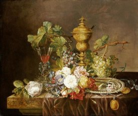 Emily Stannard - A Still Life With Roses