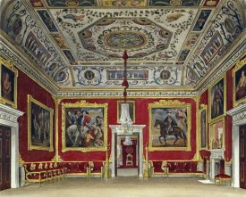 I. Stephanoff - Drawing Room, Buckingham House