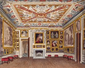 J. Stephanoff - The Presence Chamber, Kensington Palace
