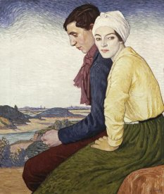 William Strang - The Meeting Place