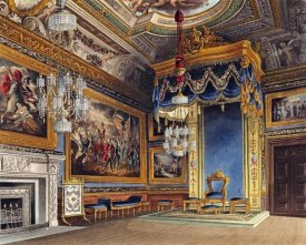 T. Sutherland - The King's Audience Chamber, Windsor Castle