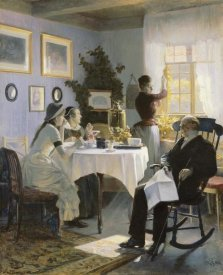 Carl Thomsen - A Sunday Afternoon